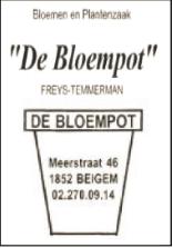 De Bloempot